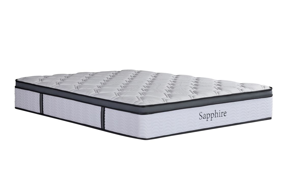 Comfortable Memory Spring Mattress , Healthy Single Bed Mattress